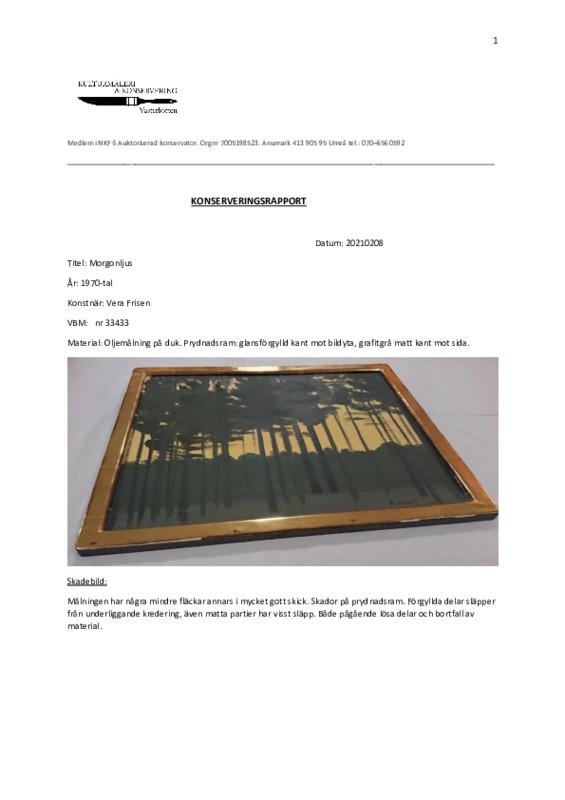 konserveringsrapport vbm vera frisen nr 33433.pdf